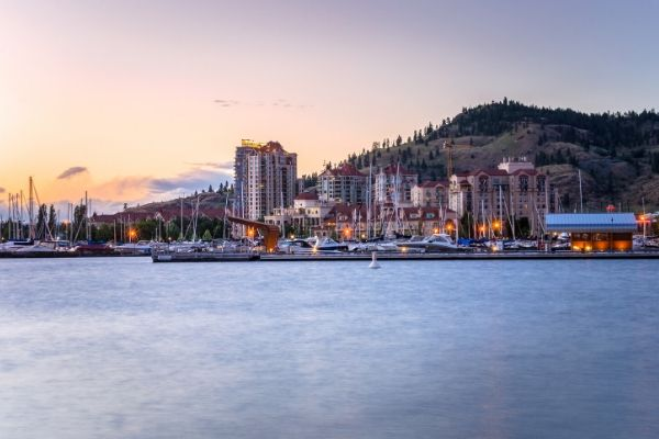 Places You Don't Want to Miss in Kelowna